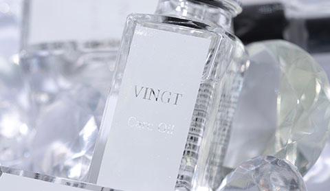 青山のネイルサロン VINGT NAIL オリジナルケアオイル