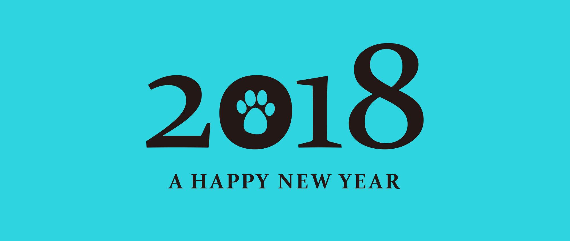 青山のネイルサロン VINGT NAIL A Happy New Year 2018